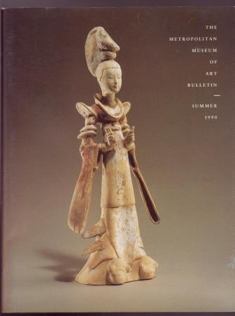 Image for The Arts of Ancient China / The Metropolitan Museum of Art Bulletin