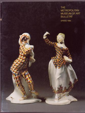 Image for German Porcelain of the Eighteenth Century / The Metropolitan Museum of Art Bulletin