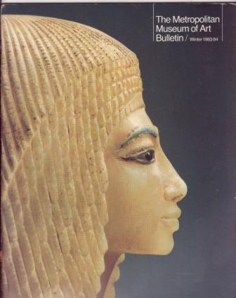 Image for Egyptian Art / The Metropolitan Museum of Art Bulletin
