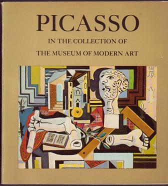 Image for Picasso in the Collection of the Museum of Modern Art