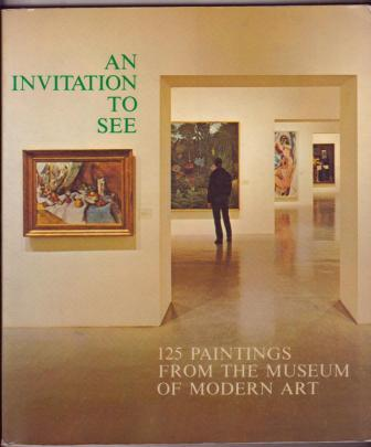 Image for An Invittation to See: 125 Paintings from the Museum of Modern Art