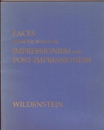 Image for Faces from the World of Impressionism and Post-Impressionism
