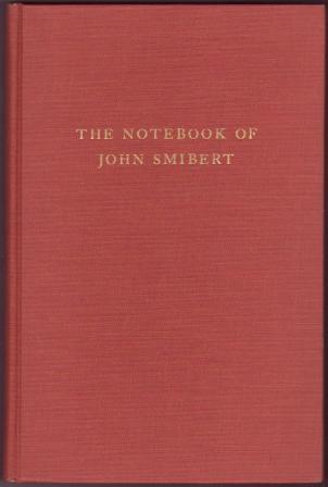 Image for The Note Book of John Smibert