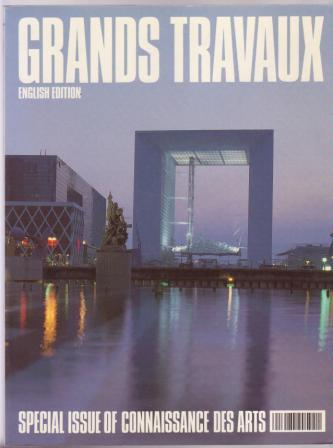 Image for Grands Travaux (English Edition) - Special Issue of Connaissance Des Arts