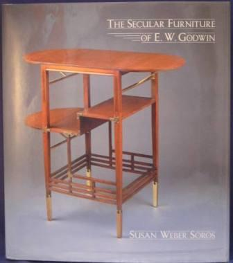 Image for The Secular Furniture of E.W. Godwin