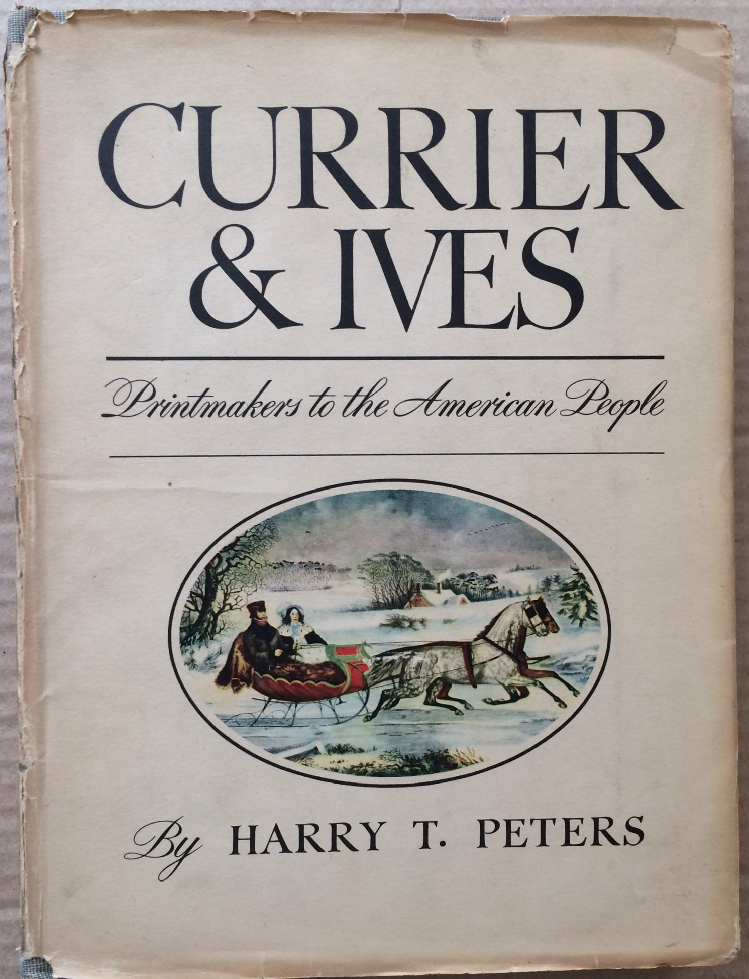 Image for Currier & Ives,  Printmakers to the American People