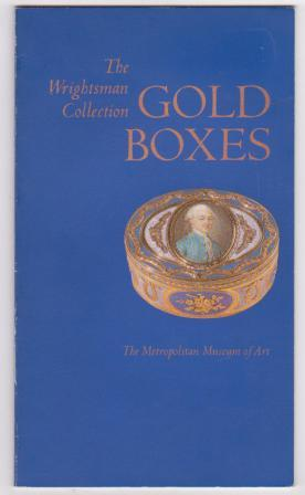 Image for Gold Boxes: The Wrightsman Collection