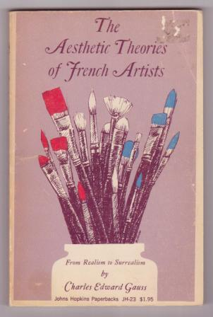 Image for The Aesthetic Theories of French Artists