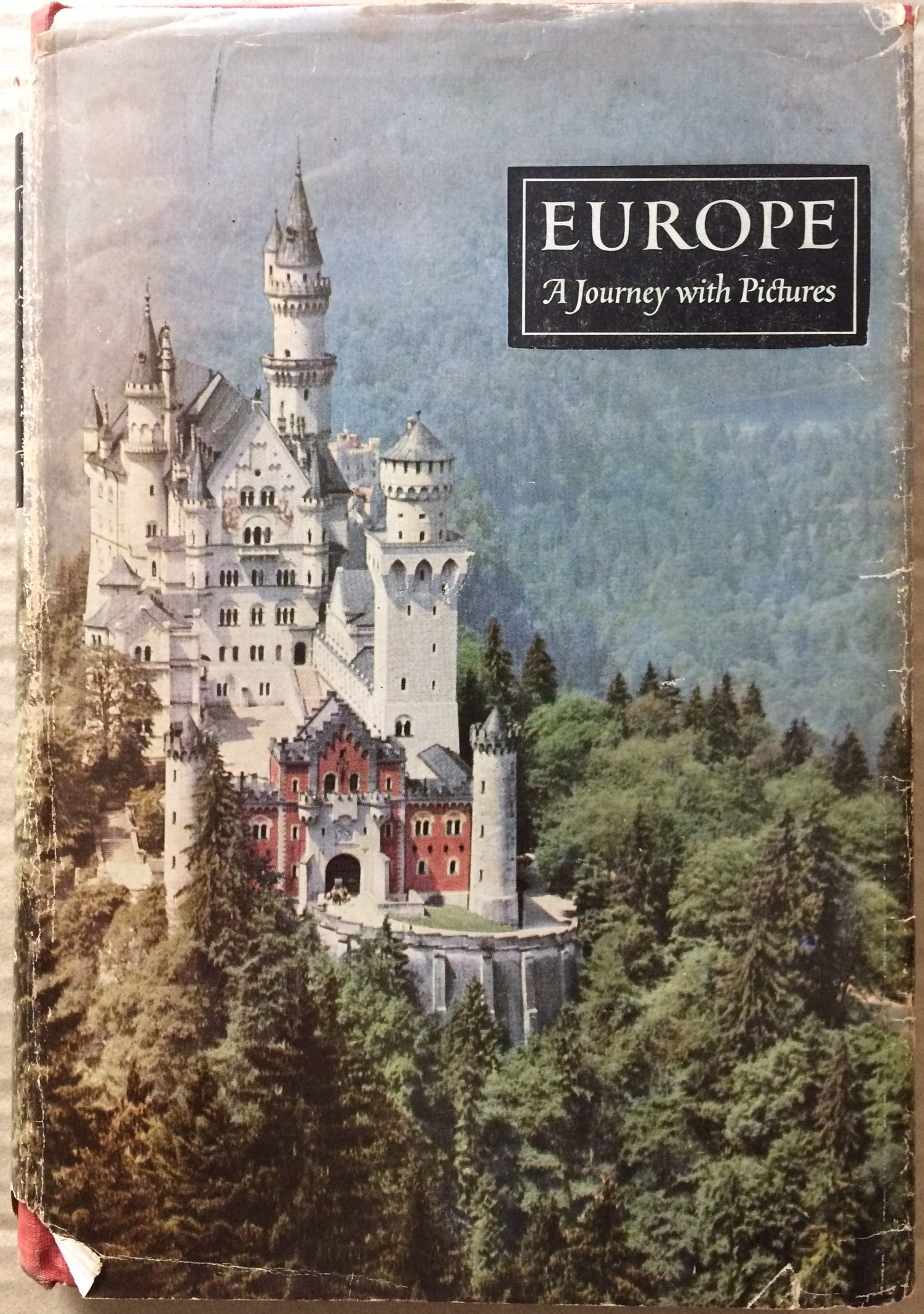 Image for Europe: A Journey with Pictures
