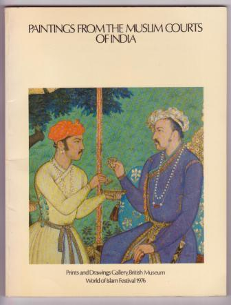 Image for Paintings from the Muslim Courts of India