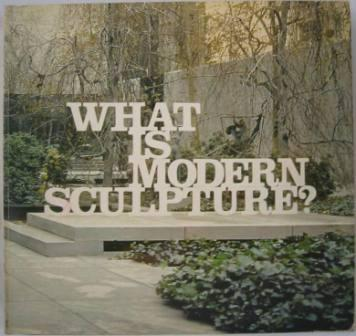 Image for What is Modern Sculpture