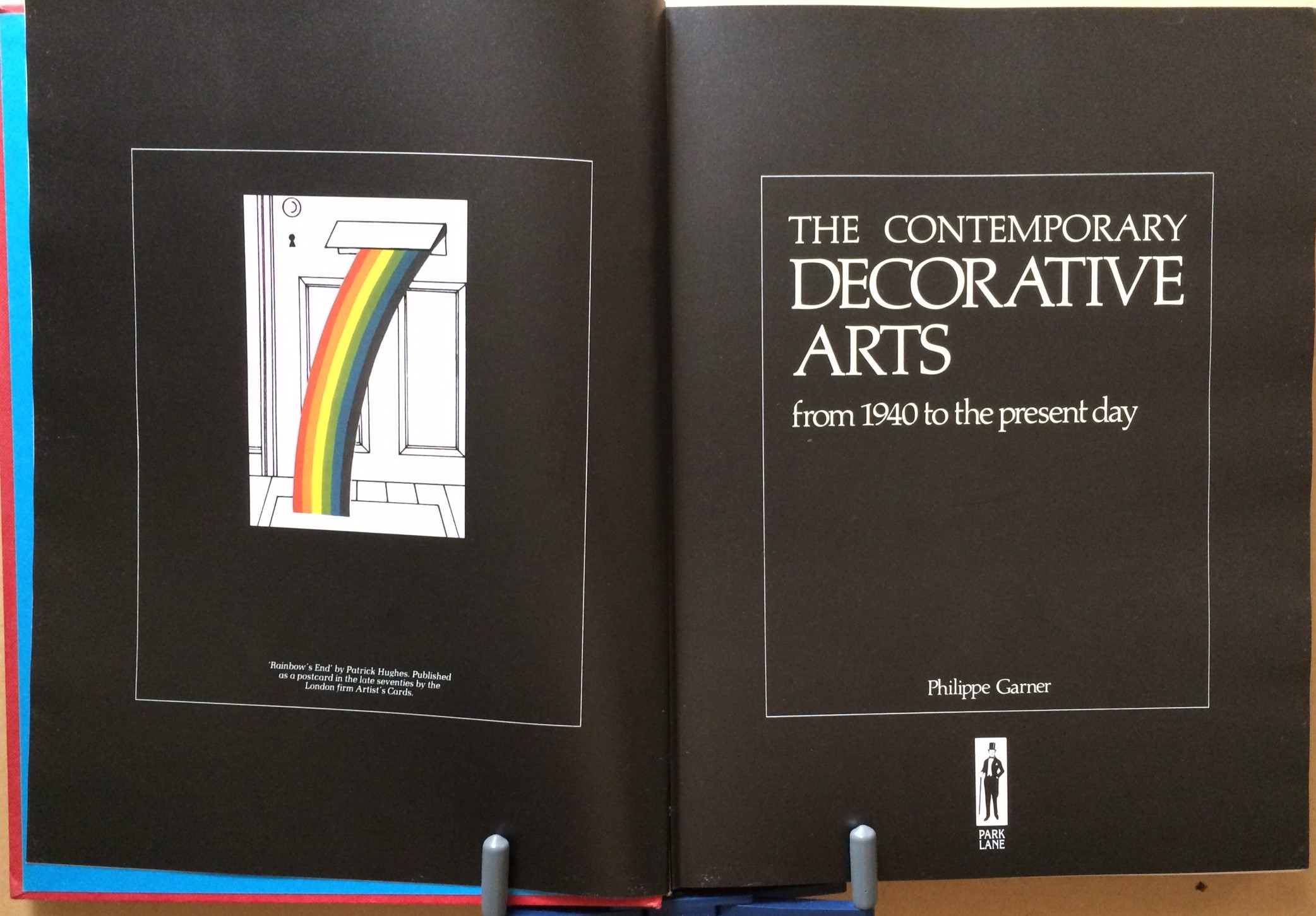 Image for The Contemporary Decorative Arts from 1940 to the present day
