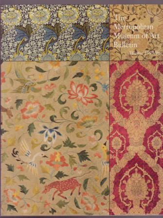 Image for Textiles in The Metropolitan Museum of Art/ The Metropolitan Museum of Art Bulletin