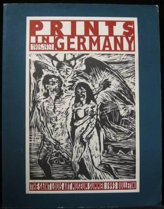 Image for Prints in Germany, 1905-1923