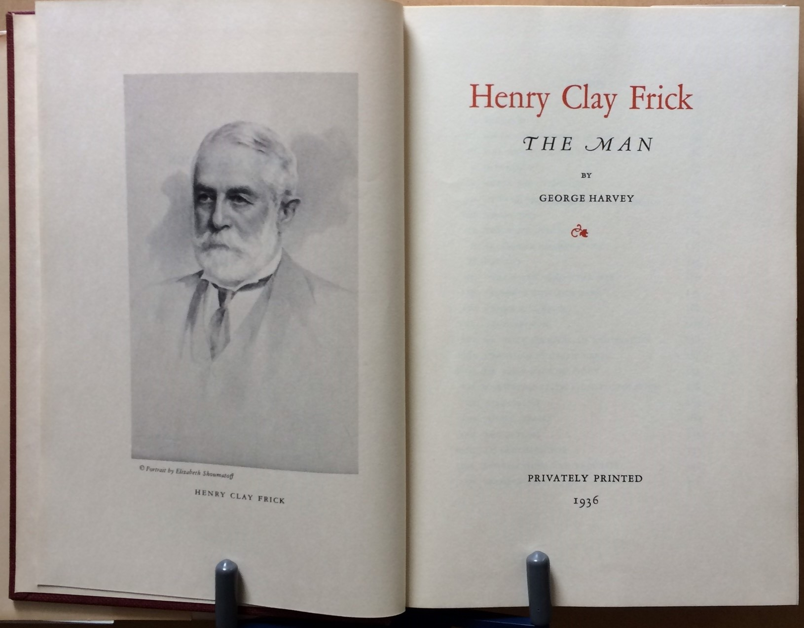 Image for Henry Clay Frick, The Man