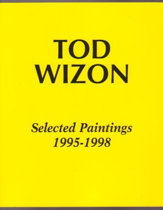 Image for Tod Wizon: Selected Paintings 1995-1998