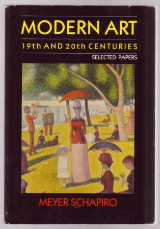 Image for Modern Art: 19th and 20th Centuries (Selected Papers)