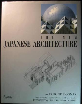 Image for The New Japanese Architecture