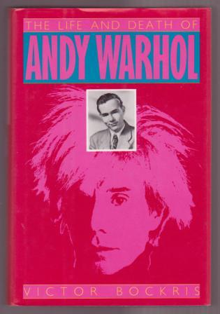 Image for The Life and Death of Andy Warhol