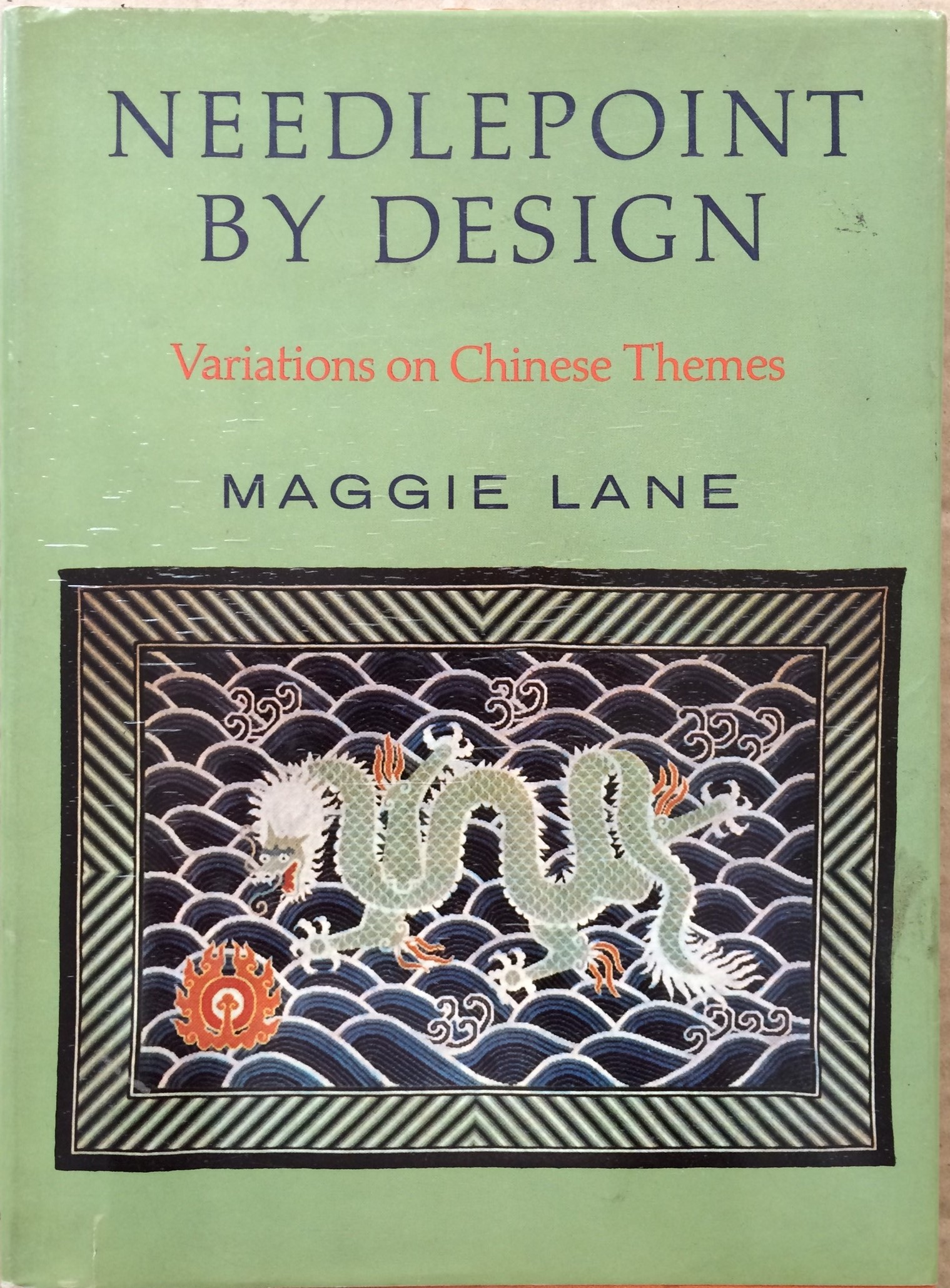 Image for Needlepoint by Design: Variations on Chinese Themes
