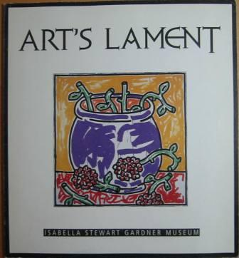 Image for Art's Lament: Creativity in the Face of Death