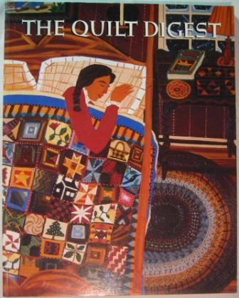 Image for The Quilt Digest 4