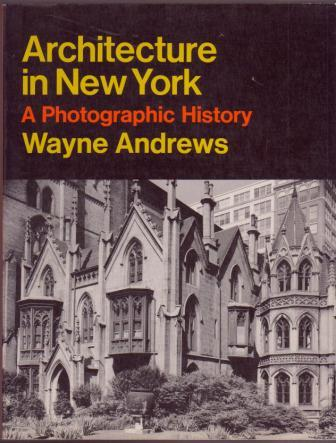 Image for Architecture in New York, a Photographic History