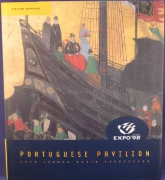Image for Portuguese Pavilion, 1998 Lisbon World Exposition - Official Catalogue