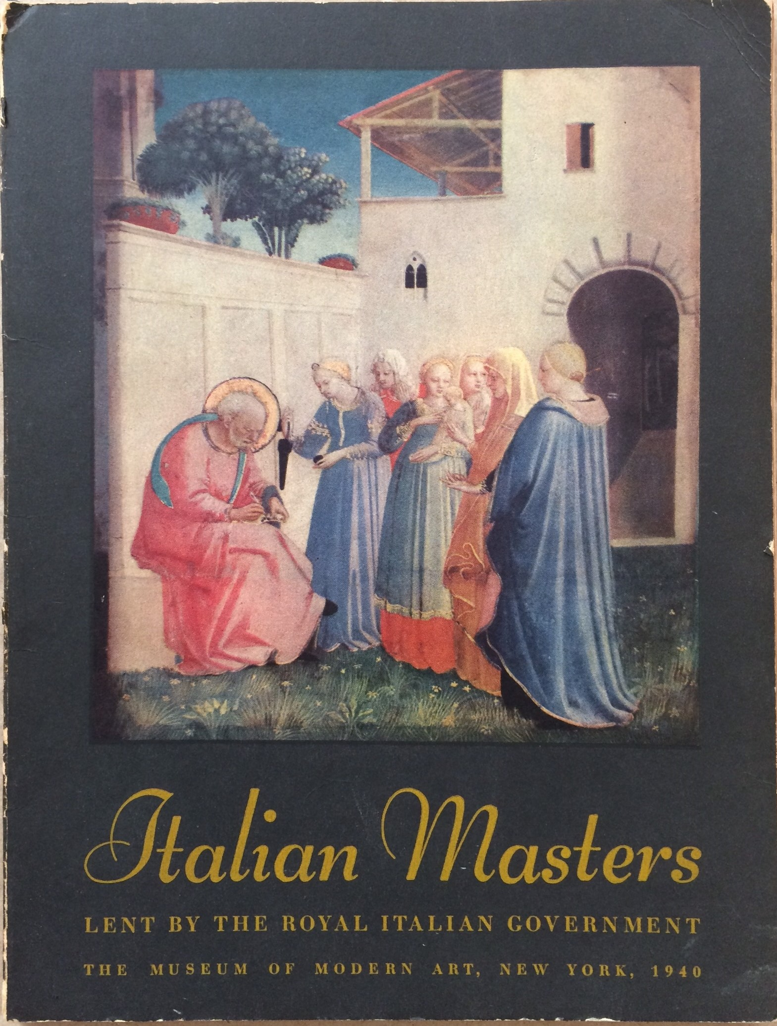 Image for Italian Masters Lent by the Royal Italian Government