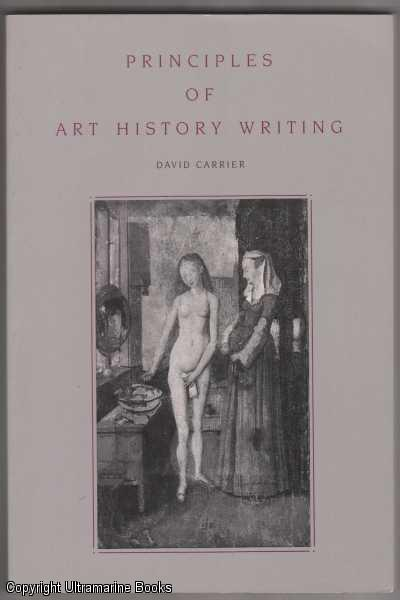 Image for Principles of Art History Writing
