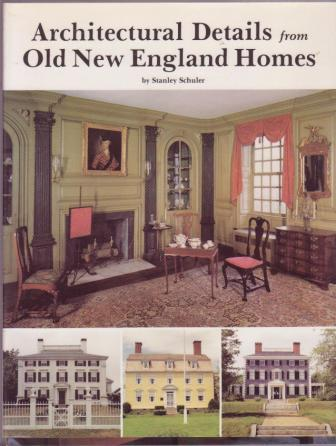 Image for Architectural Details from Old New England Homes
