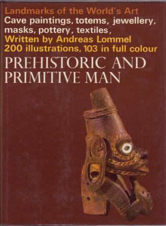 Image for Prehistoric and Primitive Man