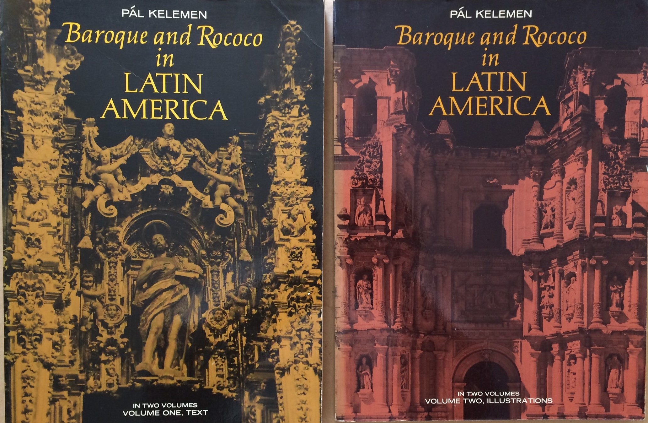 Image for Baroque and Rococo in Latin America. Volumes 1 & 2. Revised, Second Edition.
