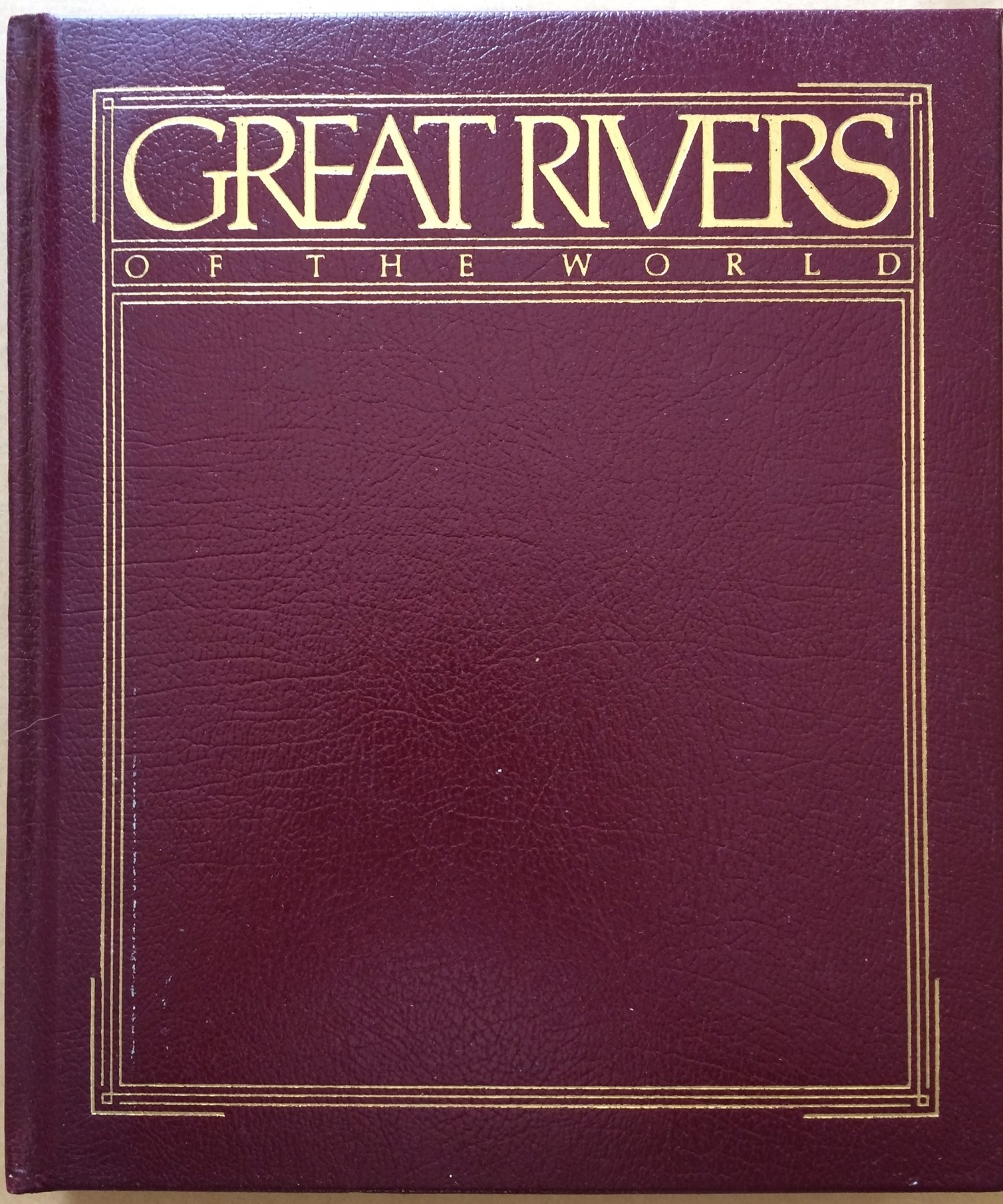 Image for Great Rivers of the World