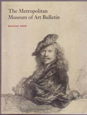 Image for Rembrandt and His Circle: Drawings and Prints / The Metropolitan Museum of Art Bulletin