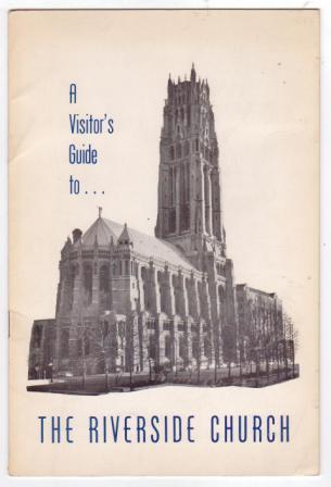 Image for A Visitor's Guide to The Riverside Church