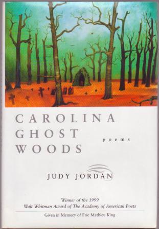 Image for Carolina Ghost Woods - Poems