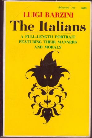 Image for The Italians