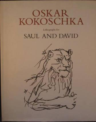 Image for Saul and David with 41 lithographs by Oskar Kokoschka