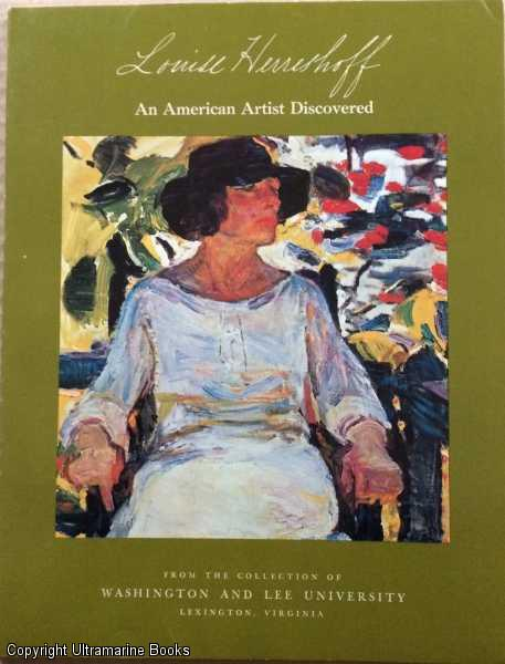 Image for Louise Herreshoff: An American Artist Discovered