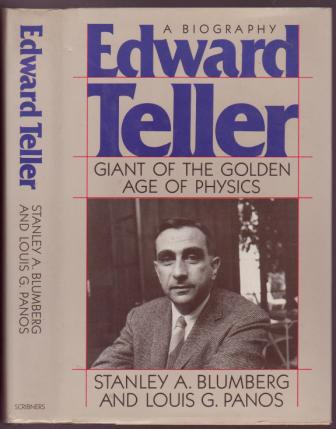 Image for Edward Teller, Giant of the Golden Age of Physics