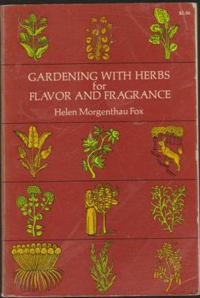 Image for Gardening with Herbs, for Flavor and Fragrance