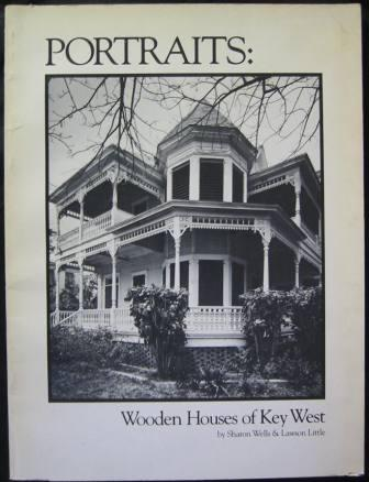 Image for Portraits: Wooden Houses of Key West