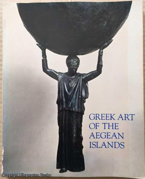 Image for Greek Art of the Aegean Islands