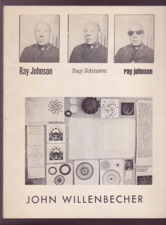Image for Ray Johnson, John Willenbecher