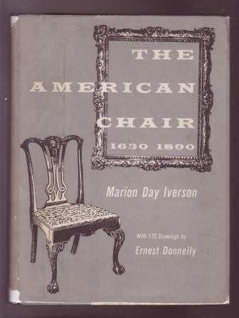 Image for The American Chair 1630-1890