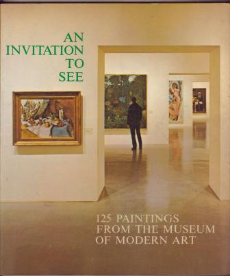 Image for An Invitation to See: 125 Paintings from the Museum of Modern Art