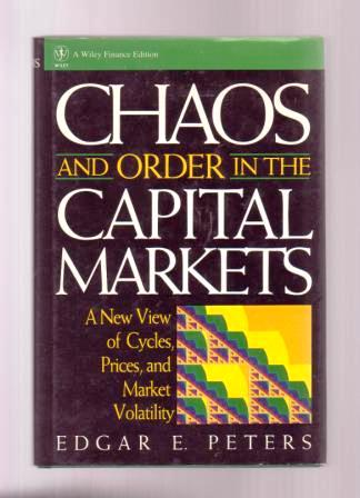 Image for Chaos and Order in the Capital Markets