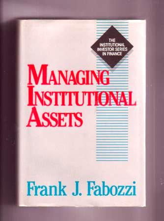 Image for Managing Institutional Assets