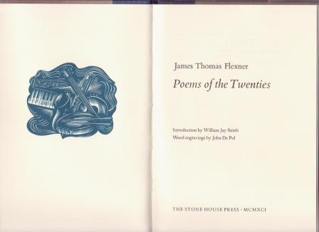 Image for Poems of the Twenties